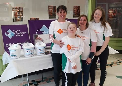 Bridge Shopping Centre shared Offaly Down Syndrome Association's post