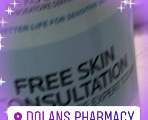 Free Gift with 2 purchases from La Roche POSAY! Call to the fabulous staff…
