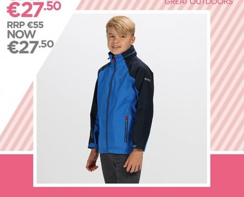 Regatta Tullamore have launched their Easter Promotion in store now! Check out a taster…