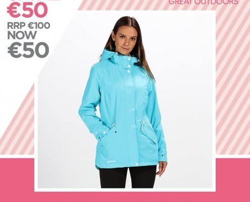 **Spring into Easter with Regatta Great Outdoors, up to 50% off Easter essentials for…