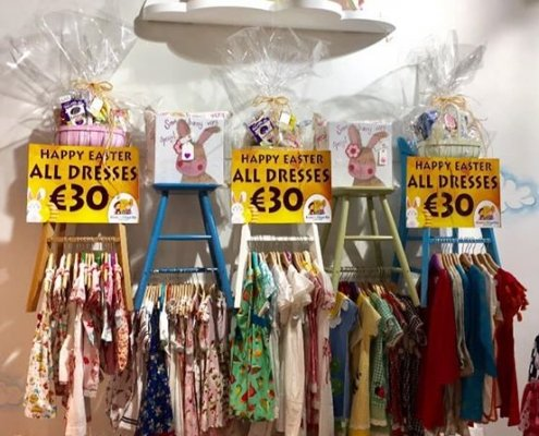 Easter promotions at Kate & Charlie 🤭 🤭