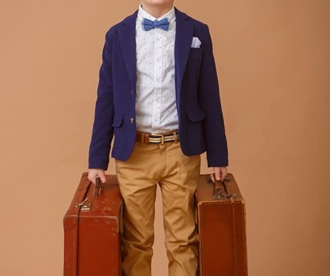 Dress your little man like the gent he is Kate & Charlie