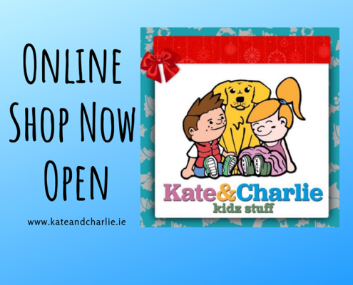 Check out Kate & Charlie's new online store!