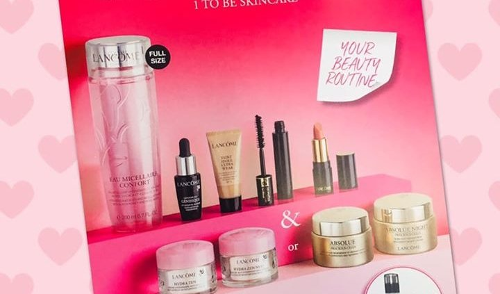 Dolans Pharmacy Lancôme Freebies! when you buy 2 or more products, 1 to be…