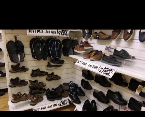 Amazing offers on Men's Shoes Paul Byron Shoes at the Bridge Centre!