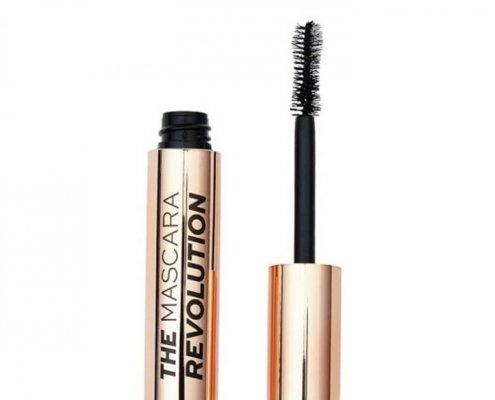 New Mascara from REVOLUTION, available from Dolans Pharmacy #revolution #mascara #lashes #volume #eyes #length…