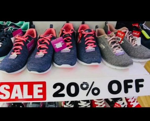 Massive 20% sale off Sketchers 🤗 ONLY AT PUL BYRONS! Paul Byron Shoes