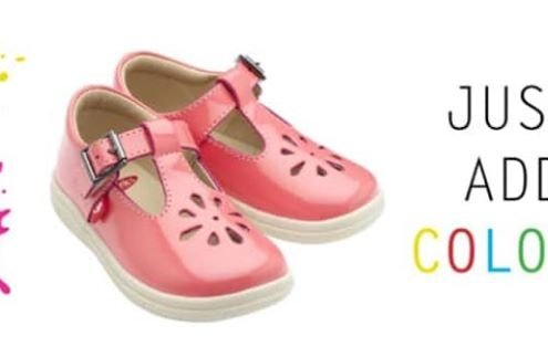 Absolutely adorable footware from Kate & Charlie Fabulous 'Chipmunk' Shoes & Sandals NOW AVAILABLE…