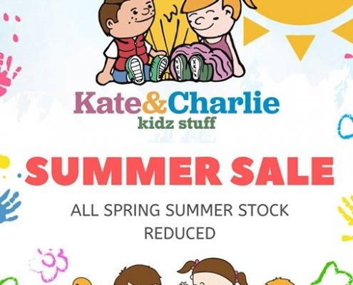Don't miss Kate & Charlie's massive Summer Sale with Reductions on all Spring Summer…