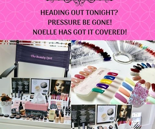 **SATURDAY NIGHT VIBES** Take the pressure off and look amazing with The beauty spot