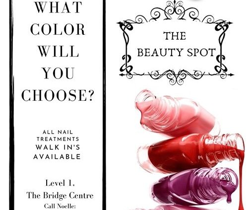 Have you been procrastinating getting your nails done? The beauty spot have walk Ins!…