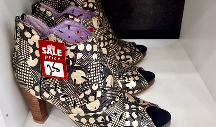 Lots of discounts in store!! Only at Paul Byron Shoes
