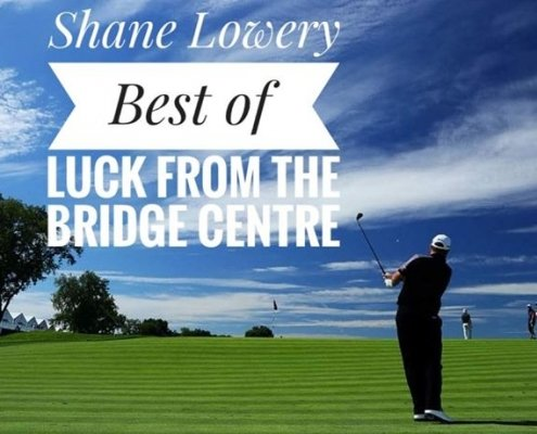 The Management & Staff of The Bridge Shopping Centre want to wish Shane Lowery…