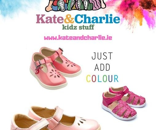 SHOES @ Kate & Charlie Super little girls shoes €36 Sizes 4 to 12…