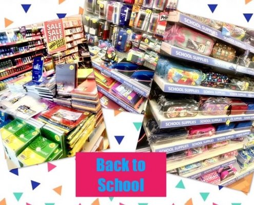 "Be Prepared!! Grab a Bargain at Cards ""n"" Things for Back to School 🤗"