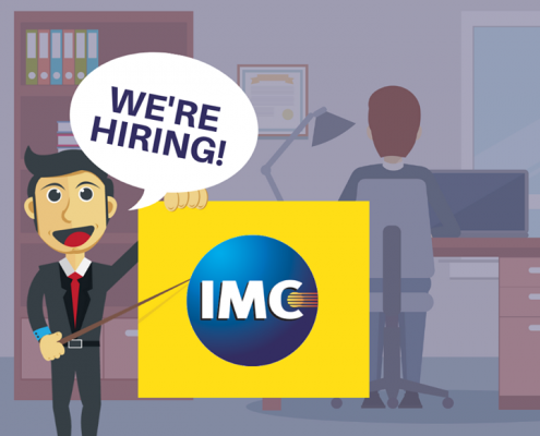 JOB OPPORTUNITIES IMC Cinema Tullamore have two vacancies available. Positions available are: Supervisor Floor…
