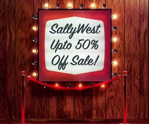 Sally West Tullamore have a massive Sale!! Upto 50% Off!!
