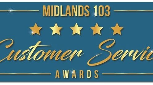 """Fancy being nominated for """"The Midlands 103 Customer Service Awards 2019"""" Nominations are open…"""