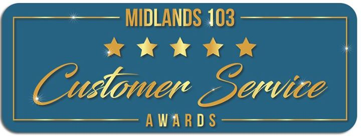 "Fancy being nominated for ""The Midlands 103 Customer Service Awards 2019"" Nominations are open…"