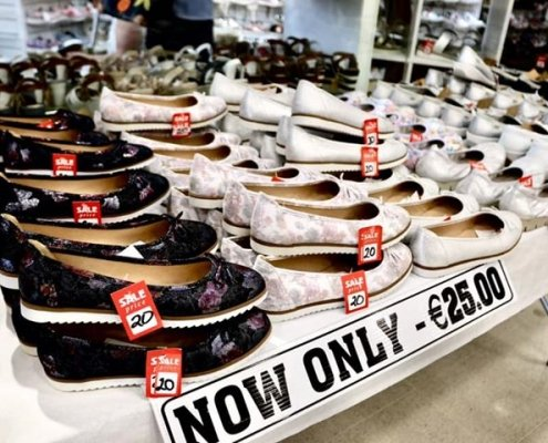 Paul Byron Shoes have a massive selection of special offers! From 25-30% off selected…