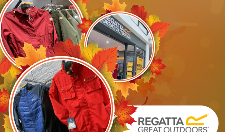 This Autumn, keep wrapped up with the amazing range from Regatta Tullamore! The store…