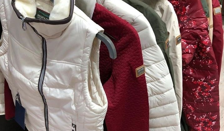 Autumn/Winter wear has landed at Regatta Tullamore just in time for the bad weather!…