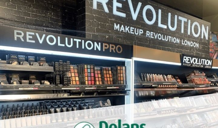 A brilliant selection of Revolution Makeup products available in Dolans Pharmacy that will have…