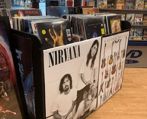Ahh the classics! We all LOVE to see Vinyl Records, don't you?
