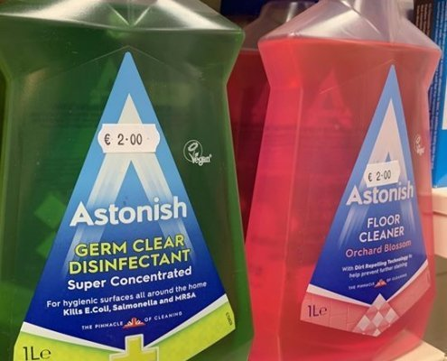 Looking for great cleaning products that are Cruelty Free? Then look no further than…