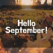 Where did that month go!? Can you believe it's September already? The weather is…