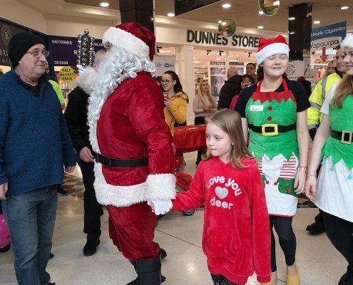Santa Claus has arrived the excitement begins here at The Bridge Shopping Centre 🎅🎅🎅…