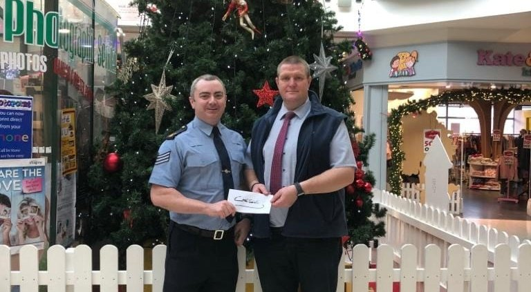 The Westmanstown Garda Rugby Club decided to revive the Inter Garda District Tag Rug…