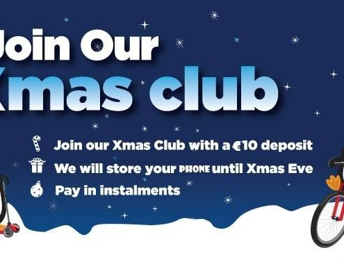 The countdown is on, and Trax Tullamore have you covered with their Christmas Club! …