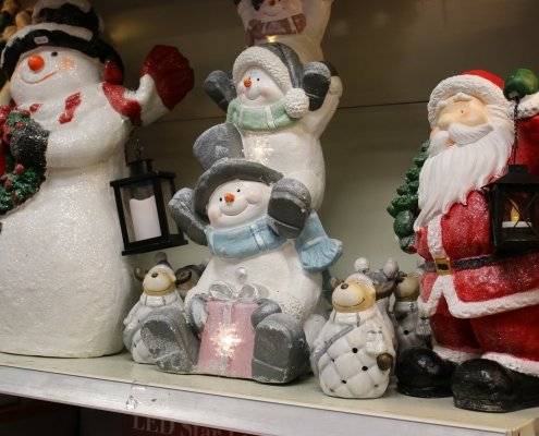 Anthony's One Stop Shop has you covered for Christmas in your home, from decorations…