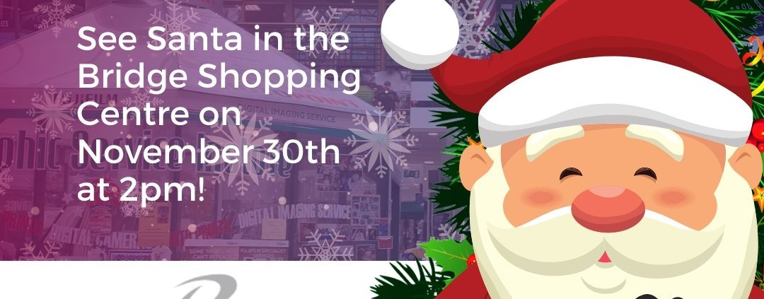 Great excitement around the Bridge Shopping Centre as we await the arrival of the bi…