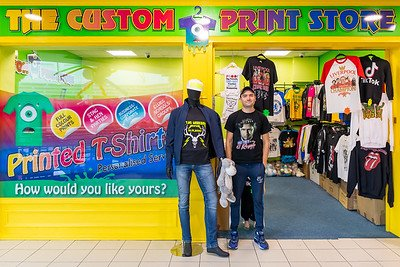 The custom print store Tullamore